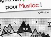 RockNfool Kronenbourg t'offrent pass jours pour Musilac