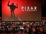 Exclusivité suisse: héros dessins animés Pixar font malle temps d'un concert près chez vous!