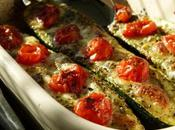 Pirogue courgette l'italienne