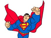 dessin superman