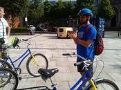 Belfast tour vélo avant repartir!
