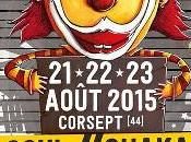 Festival Couvre 2015, programme