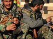 Syrie Kurdes chassent l'État Islamique Issa