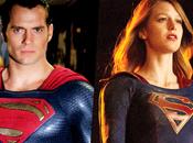 Supergirl Quel rôle aura Superman dans série