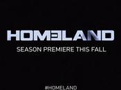 Homeland première promo intense pour saison dévoilée