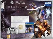Playstation édition limitée Destiny Corrompus