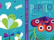 jardin papillons, livre pop'up joyeux coloré