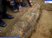 momie recouverte cuivre découverte dans péninsule Yamal