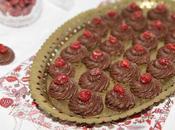Petit four sans cuisson chocolat amandes