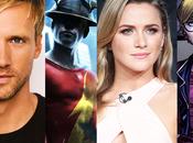 Comic-Con 2015 nouveau méchant trois personnages annoncés dans saison Flash