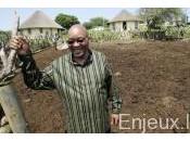 Afrique Jacob Zuma toujours face scandale financier