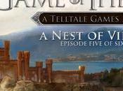 Telltale annonce l'épisode Game Thrones iPhone