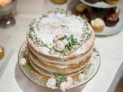 Naked cake fraises