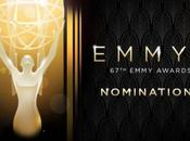 Série Emmy Awards 2015, nominations