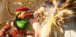 Street Fighter contenu gratuit