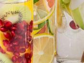 Détox Water eaux fruitées bonnes pour corps l'esprit (printable gratuit)