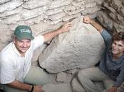 panneaux hiéroglyphiques Mayas découverts Corona Achiotal