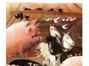 illustration ralph steadman ferme animaux