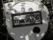 Cornerstone second single Arctic Monkeys