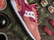 Saucony Women Shadow Original Sushi Pack