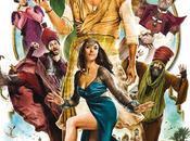 Cinéma nouvelles aventures d'Aladin, affiche bande annonce