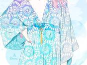 Pompom Kimono