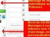 Enfin remplaçant français pour TweetAdder, TweetAttacks… RankyBird automatiser Twitter