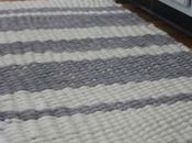tutos pour tisser tapis tissu