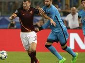 Roma tient tête Barça