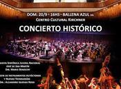 Deux concerts Kirchner pour l'Orchestre d'Instruments autochtones l'affiche]