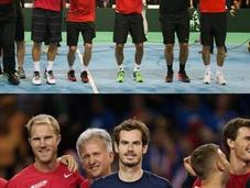 Belgique-Murray finale Coupe Davis