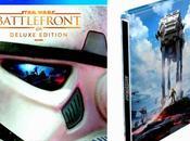 [Précommande] Star Wars Battlefront Steelbook Bonus limité (PS4)