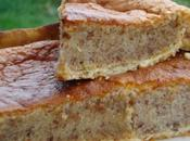 Presque flemme tarte noisette