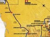 Tour France 2016 parcours