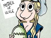 Laurel, mother Ulule