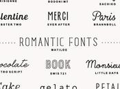 Free favorite fonts blog