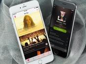 Spotify concurrence Beats avec radio ligne Résidence