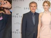 Daniel Craig, Monica Bellucci & Seydoux Paris pour l'avant-premiere Spectre