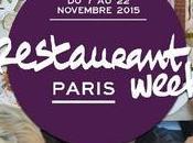 Paris restaurant week avec fourchette.com [#rwparis2015 #lafourchette #citrusetoile]