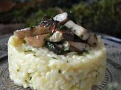 Risotto cèpes