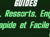 [Guide Fallout Acier, Vis, Engrenages, Ressorts rapide facile Bonus Capsules