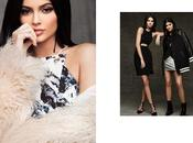 Kendall Kylie pour Topshop