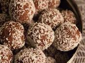 Truffes Chocolat-Coco Epices