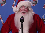 ESPN utilise Père Noël pour annoncer matchs Christmas