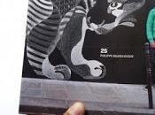 "[Art urbain] Sortie livre ""25"" l'artiste Philippe Baudelocque"