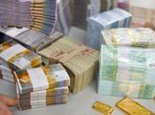 réserves change Chine sont train fondre