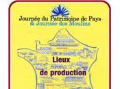Journées Patrimoine Pays Moulins juin 2008