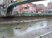 canal Saint-Martin vidé pour grand nettoyage