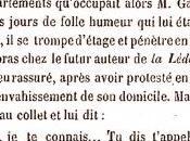 Quand Gérard Nerval fait entrée chez Galimard....