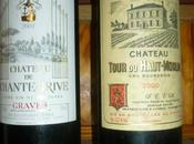 Graves Château Chantegrive 2001 Haut-Médoc Tour Haut Moulin 2000
